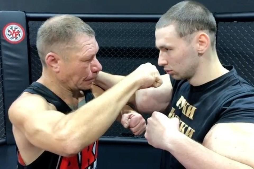 Кирилл Терешин и Олег Монгол