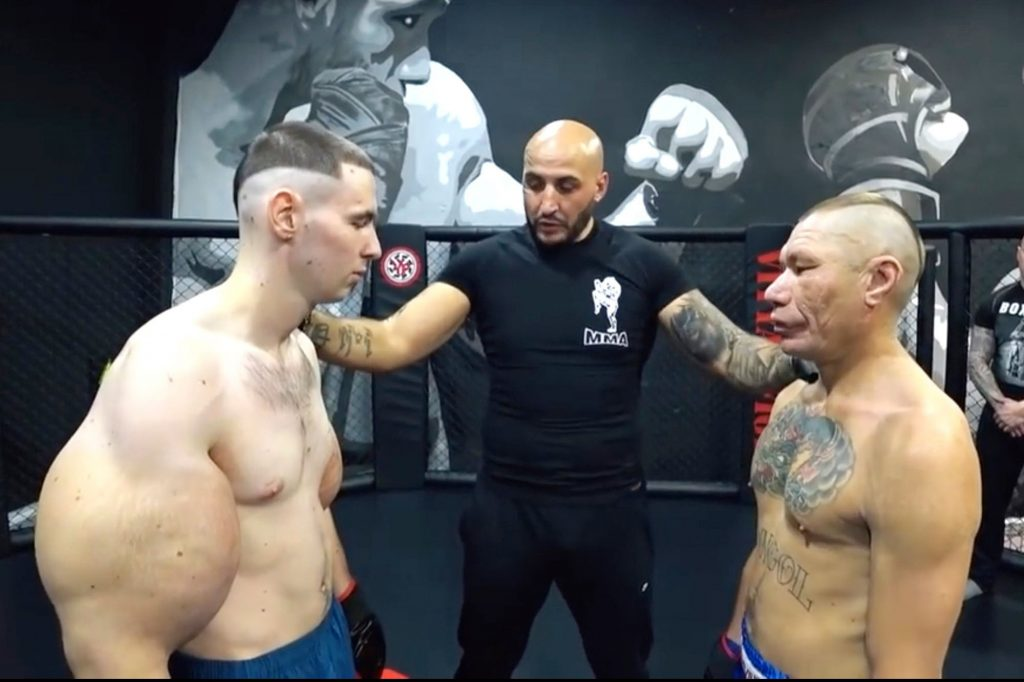 Олег Монгол и Кирилл Терешин