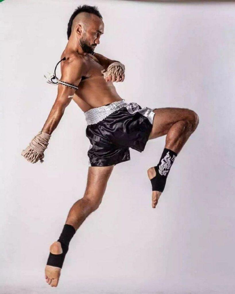 Анвар Бойназаров – надежда тайского бокса
