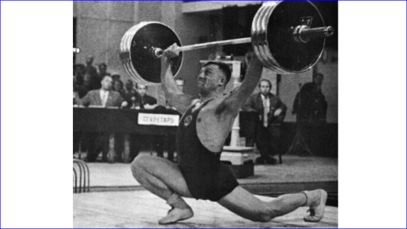 Олимпийский чемпион 1964 года Рудольф Плюкфельдер
