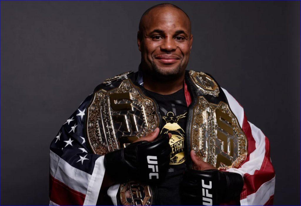 Дэниэл – бывший чемпион UFC в двух весовых (полутяжелой и тяжелой)