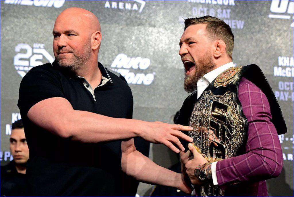 Человек, который вылечил UFC, и боец, который сделал UFC богатым