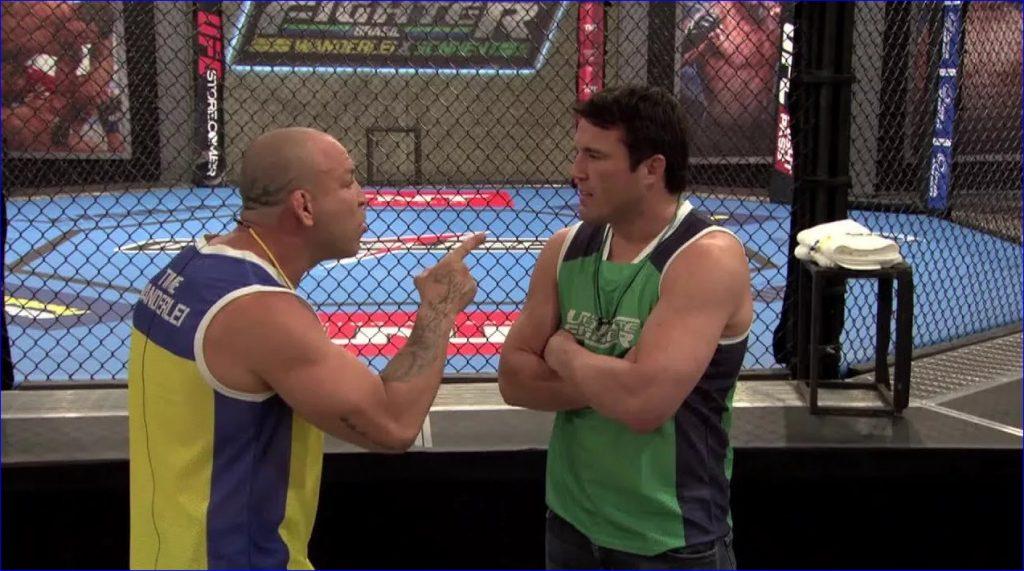 В 2017 на турнире Bellator 180 бойцы все же встретились и в поединке победу по очкам одержал Чейл Соннен.