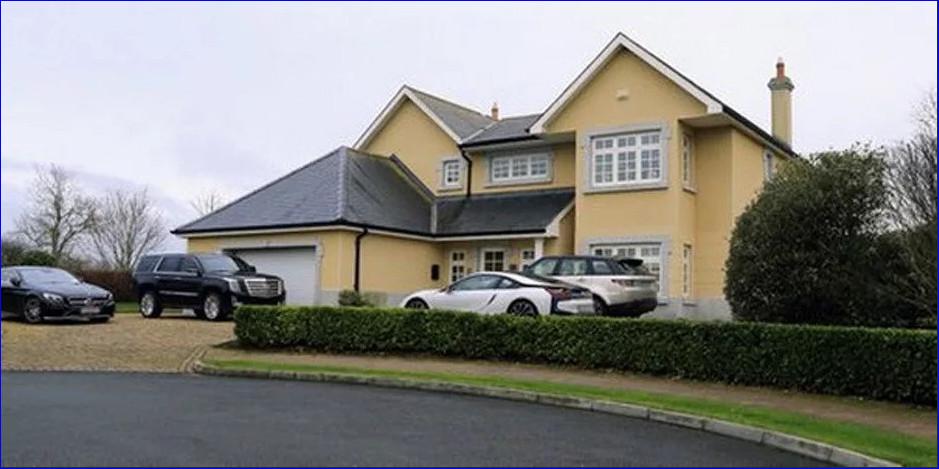 Дом Конора в графстве Килдэр