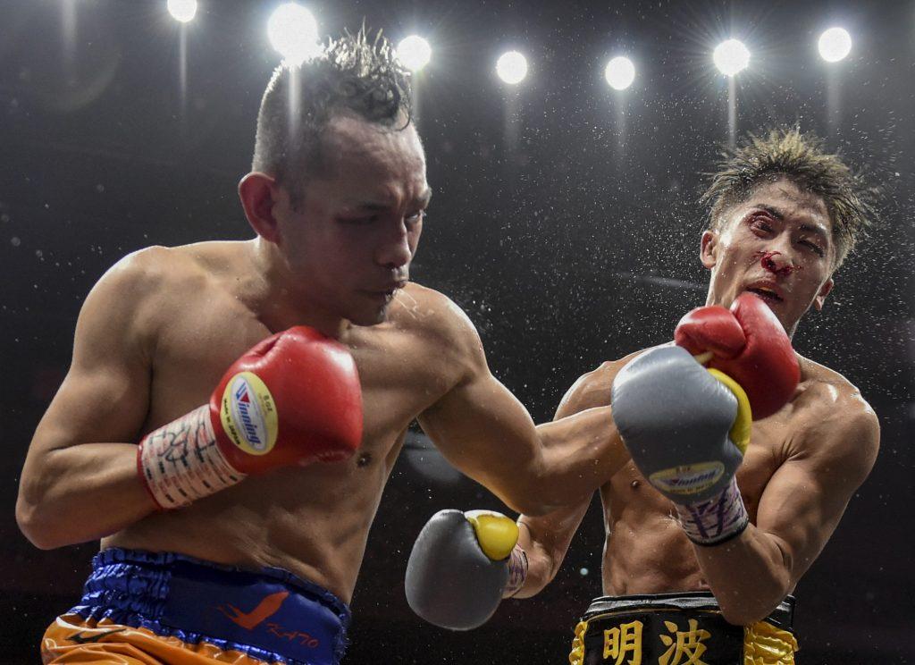 WBSS. Бой Нонито Донэра против Наоя Инуэ 07.11.2019 года. Победа Инуэ единогласным решением судей