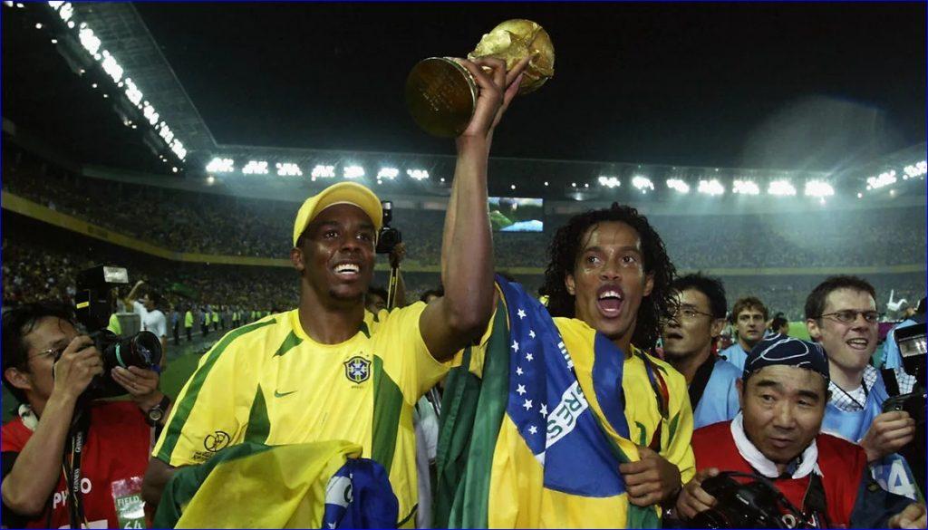 Благодаря молодому Роналдо Бразилия завоевала «золото» на ЧМ 2002