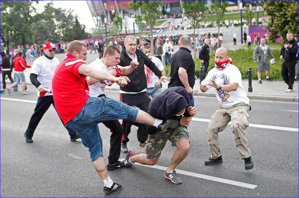 Как остановить агрессора одним ударом