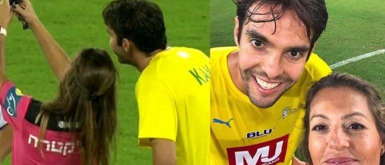 Смешные моменты с судьями в футболе