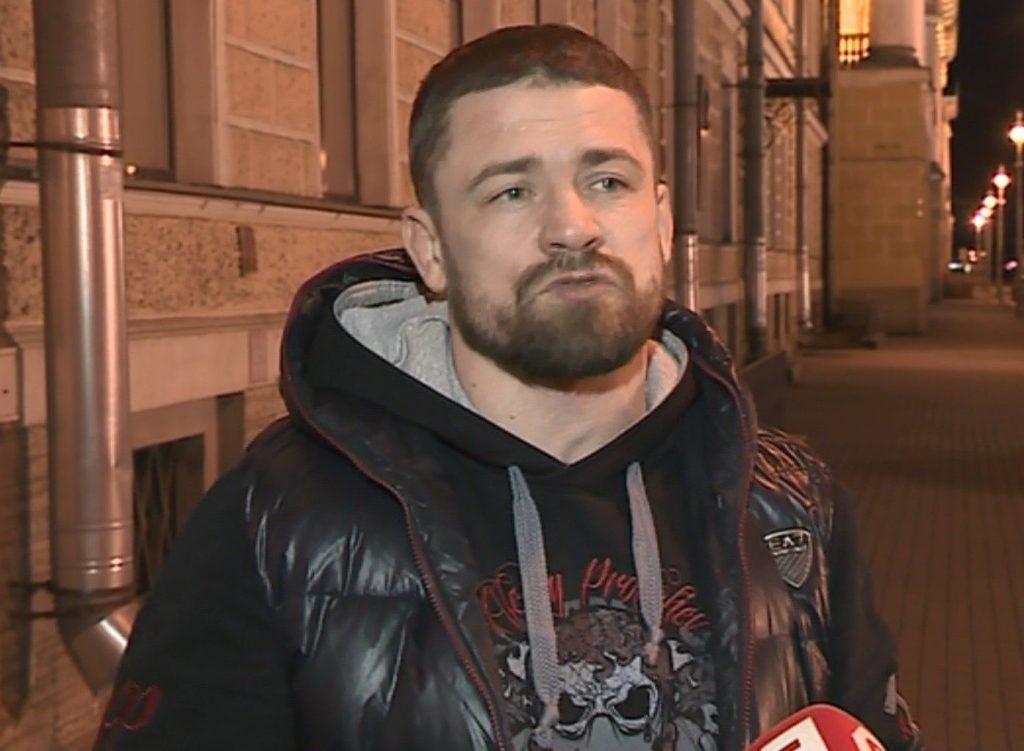 ТОП 5 - разборки бойцов ММА из России