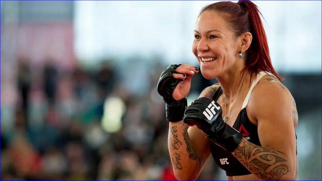 5 Лучших женщин бойцов ММА