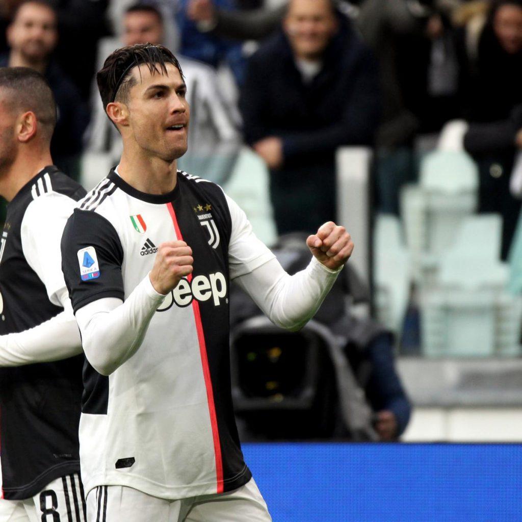 5 голов Роналду за Ювентус, которые потрясли весь мир