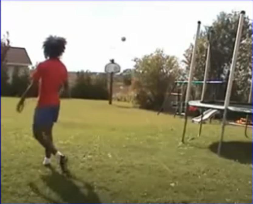 Невероятные спортивные трюки