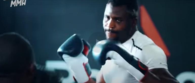 Почему так силен Фрэнсис Нганну | Где тренируется