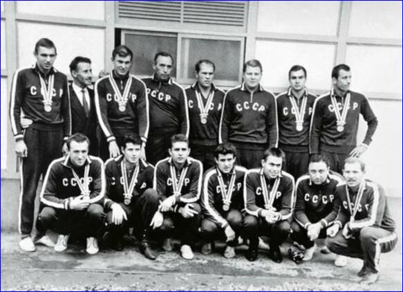 7 заслуженных мастеров спорта и 10 Олимпиад в ОДНОЙ семье! Сама спортивная семья