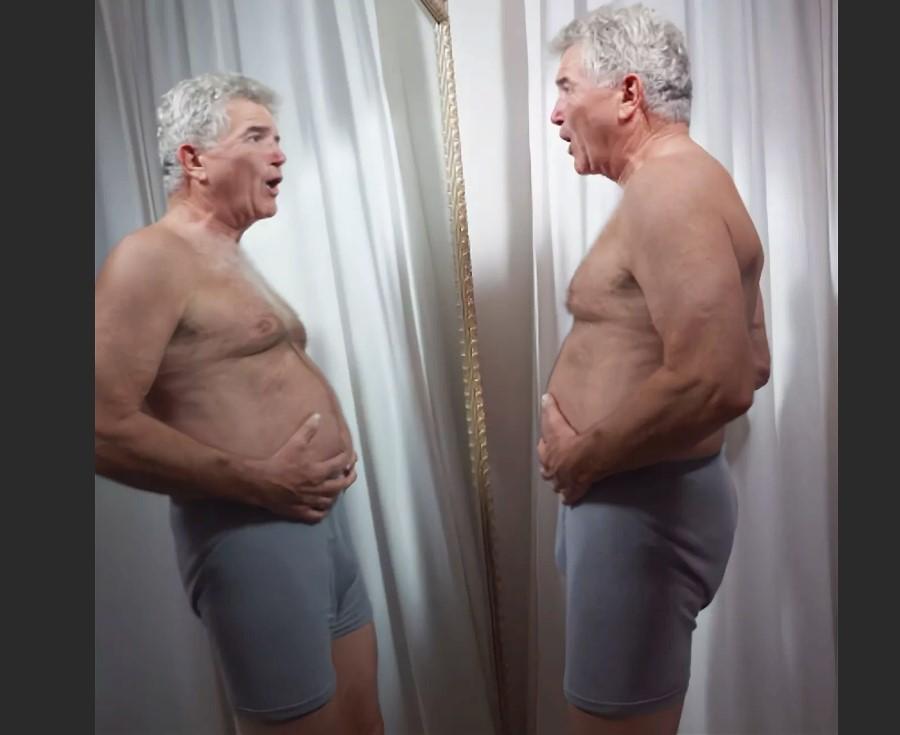 3 бессмысленных упражнения для мужчин 50+ (бег, отжимания, пресс)