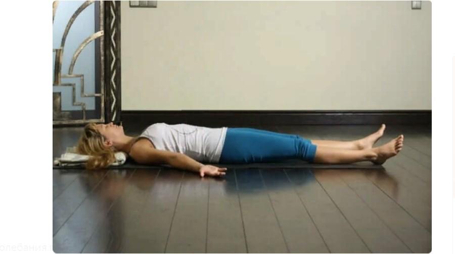 Упражнение для глубоких мышц спины (избавляет от боли, ставит на место позвонки)