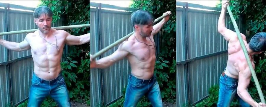 Супер упражнение, чтобы избавиться от живота и боков