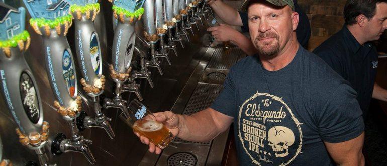 Известные спортсмены-красавцы, которые являются большими любителями пива