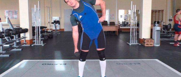Есть только ОДНО упражнение, которое убирает жир на боках и бедрах за 30 дней. Вот это!