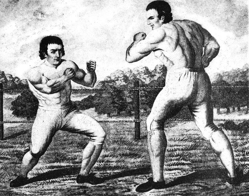 Уникальная техника отжимания, помогающая прокачать силу удара (была забыта в 1800-х годах)