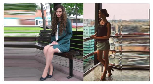 3 обыкновенных девушки, которых до неузнаваемости изменила сушка тела (фото до и после)