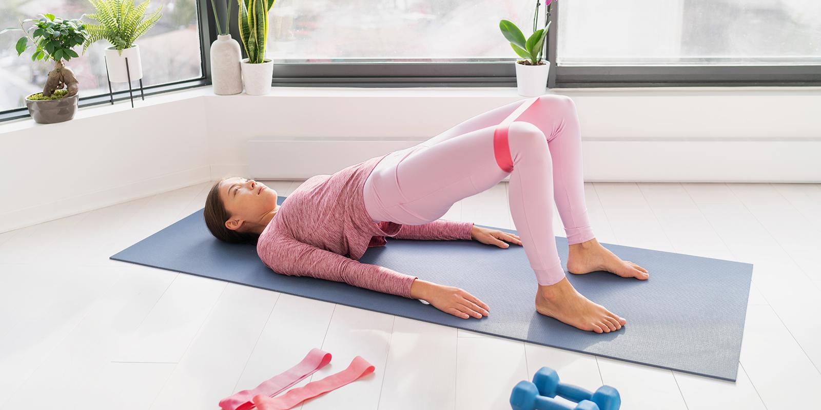 Красивые ягодицы в домашних условиях - лучшие упражнения для домашней гимнастики!