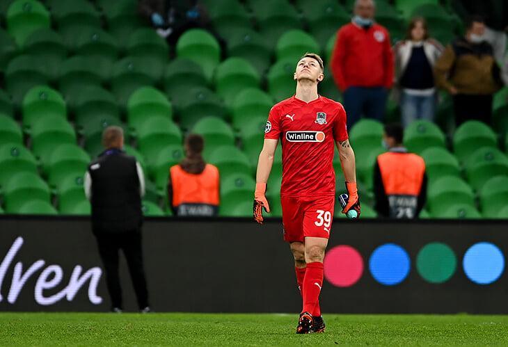 Краснодар проиграл Челси