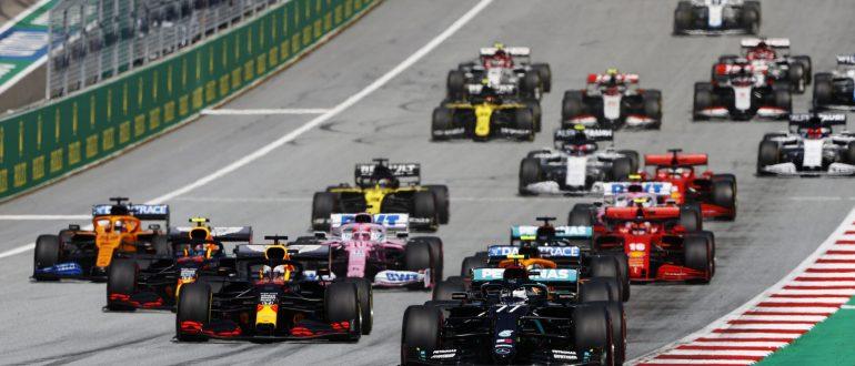 Долгожданный старт затянувшегося начала сезона чемпионата мира Формулы 1 (ГП Австралии)