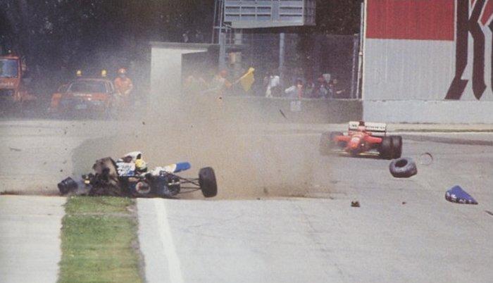 Трагическая авария Айртона Сенны (ГП Сан-Марино, 1994-й год)