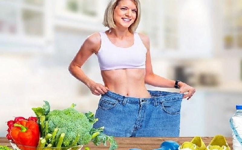 Пример зарядки на 15 минут, чтобы не толстеть при малоподвижном образе жизни