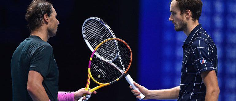 Медведев - триумфатор заключительного турнира серии ATP в Лондоне