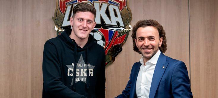 Успехи ЦСКА на трансферном поприще