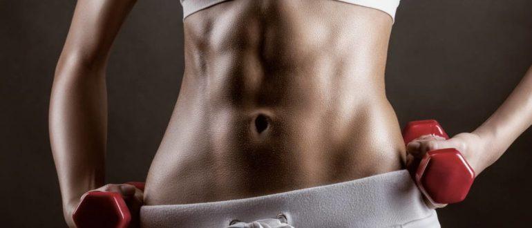 Как убрать жировые отложения внизу живота
