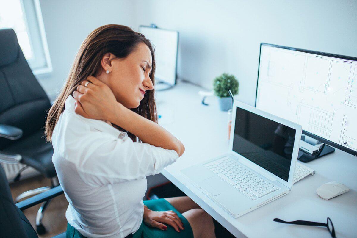Упражнения для снятия напряжения после работы за компьютером