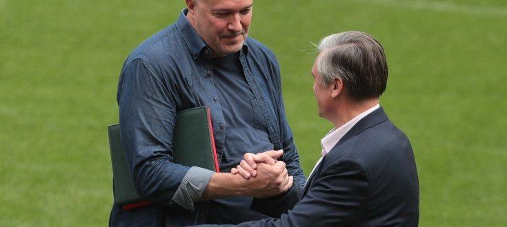 «Локомотив» все-таки решился на перемены в руководстве