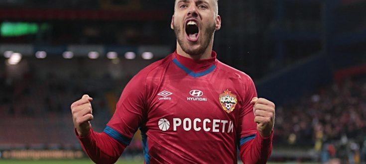 Никола Влашич – лучший в РПЛ!